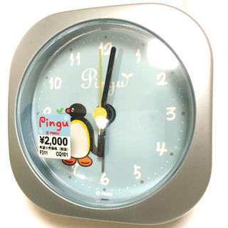 セイコー(SEIKO)のピングーの目覚まし時計 (置時計)