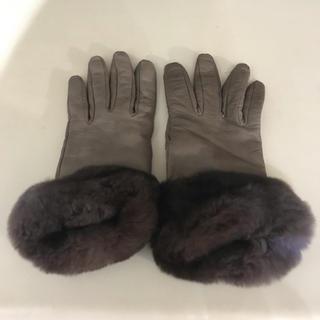 トゥモローランド(TOMORROWLAND)のsunny様専用です♡トゥモローランド ♡レザー手袋(手袋)