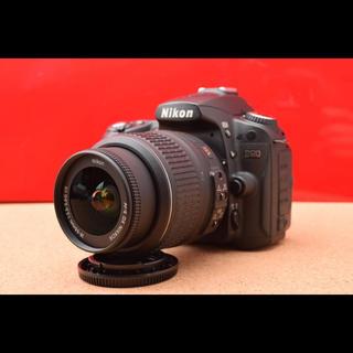 キヤノン(Canon)のNikon ニコン D90 VRレンズキット!選べるバック 1-7(デジタル一眼)