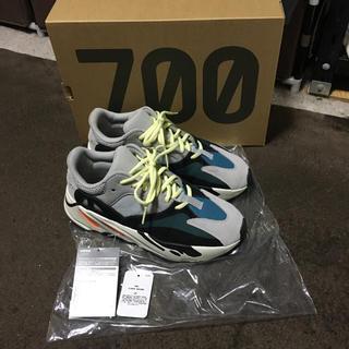 アディダス(adidas)の yeezy boost 700 26.5 US8.5(スニーカー)