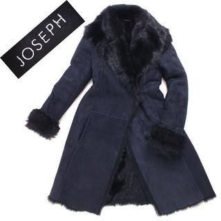ジョゼフ(JOSEPH)のJOSEPH TOSCANA ANAIS ムートンコート 定価313,200円 (ムートンコート)