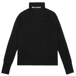 バレンシアガ(Balenciaga)のescstudio タートルネック(Tシャツ/カットソー(七分/長袖))