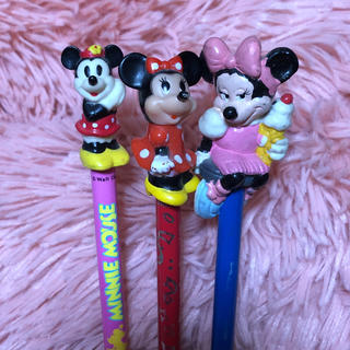 ディズニー(Disney)のディズニー えんぴつ マスコット(鉛筆)