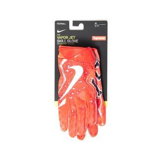 シュプリーム(Supreme)のSupreme/Nike Vapor Jet4.0 Gloves Red(アメリカンフットボール)