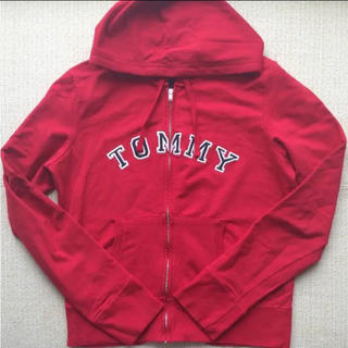 tommy girl トミーガール  ロゴパーカー