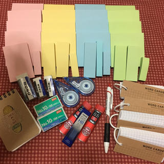 トンボエンピツ(トンボ鉛筆)の文具セット(オフィス用品一般)