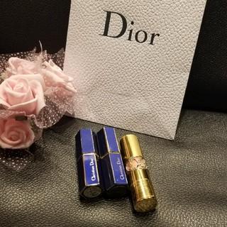 ディオール(Dior)のDior♥️イヴサンローラン👑リップset✨(その他)