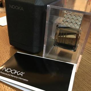 ヌーカ(NOOKA)のヌーカ 腕時計 貴重(腕時計)