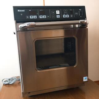 リンナイ(Rinnai)の卓上ガス高速オーブン(コンベック) RCK-S10AS 涼厨仕様(調理機器)