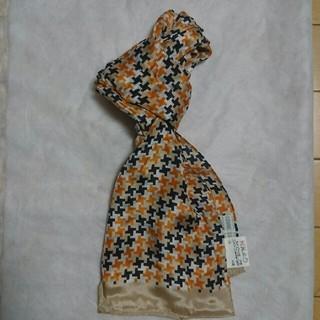 コムサコレクション(COMME ÇA COLLECTION)のCOMME CAロングスカーフ(バンダナ/スカーフ)