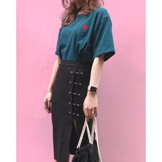 ナディア(NADIA)のNADIA スリットタイトスカート(ひざ丈スカート)