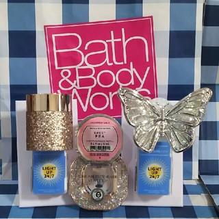 バスアンドボディーワークス(Bath & Body Works)のmaki様 専用 バスアンドボディワークス セット(アロマポット/アロマランプ/芳香器)