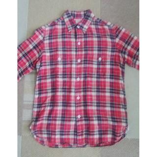 ドゥニーム(DENIME)のDENIME(ドゥニーム)  SLIM FIT チェック柄長袖シャツ サイズ:S(シャツ)