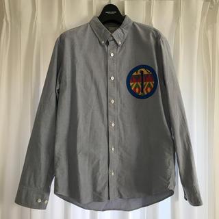 ヴィスヴィム(VISVIM)のvisvim ボタンダウンシャツ S(シャツ)