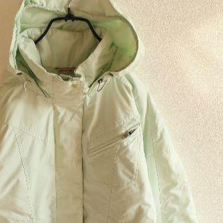 コロンビア(Columbia)のUS コロンビア lightgreen 中綿 起毛 マウンテン ジャケット WM(ウエア/装備)
