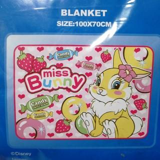 ディズニー(Disney)の【新品】ミスバニー♡ブランケット(毛布)