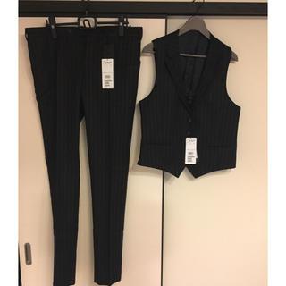 ハイドロゲン(HYDROGEN)の新品未使用 HYDROGEN パンツスーツ セット(スラックス/スーツパンツ)