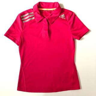 アディダス(adidas)のアディダス レディース テニスウエア ポロシャツ(ウェア)