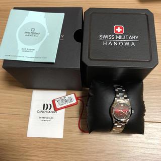 スイスミリタリー(SWISS MILITARY)の新品♡ SWISS MILITARY HANOWA 腕時計 レディース(腕時計)