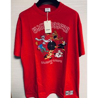 d6fa7d0e58a4 バレンシアガ(Balenciaga)のVETEMENTS カートゥーン Tシャツ xs(Tシャツ/カットソー(