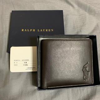 ラルフローレン(Ralph Lauren)の美品 ラルフローレン 財布(折り財布)