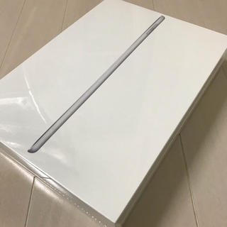 アイパッド(iPad)の新品 未開封 Apple iPad 2018 32GB シルバー 第6世代(タブレット)