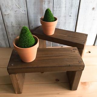ウォルナット 2個セット(家具)