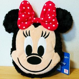 ディズニー(Disney)のミニー♡ 湯たんぽ&カバー 新品未使用(日用品/生活雑貨)