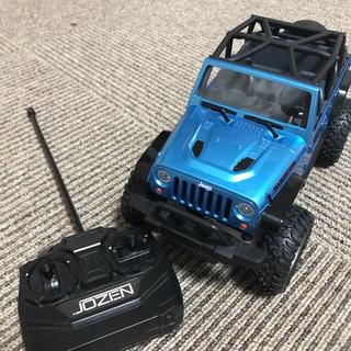 ジープ(Jeep)のジープ  ラジコン ジョーゼン(トイラジコン)