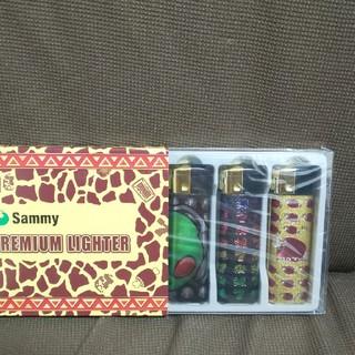 サミー(Sammy)のSammy プレミアムライター(ぱち。すろ)(パチンコ/パチスロ)