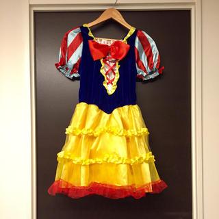 ディズニー(Disney)のディズニー コスプレ 白雪姫 ドレス ワンピース 仮装 プリンセス ハロウィン (衣装)
