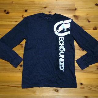 エコーアンリミテッド(ECKŌ UNLTD(ECKO UNLTD))のUS古着ECKO UNLTDサーマルTエコーステューシーsupremeビンテージ(Tシャツ/カットソー(七分/長袖))