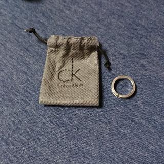 カルバンクライン(Calvin Klein)のカルバンクライン ck リング(リング(指輪))