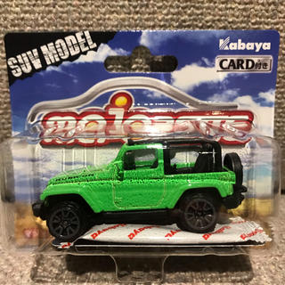 ジープ(Jeep)のマジョレット SUV MODEL ジープ ルビコン X(ミニカー)