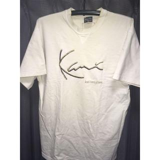 カールカナイ(Karl Kani)の90年代!!ビンテージ!!ヒップホップ!!カールカナイ Tシャツ&サンバイザー(Tシャツ/カットソー(半袖/袖なし))