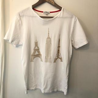 キツネ(KITSUNE)のkitsune Tシャツ(Tシャツ/カットソー(半袖/袖なし))