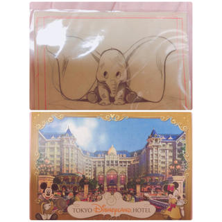 ディズニー(Disney)のディズニーポストカード(写真/ポストカード)