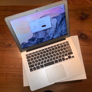 アップル(Apple)のMac Book air 13インチ Mid2013 MD761J/A(ノートPC)
