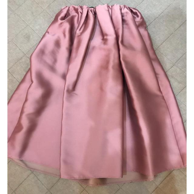 Demi-Luxe BEAMS(デミルクスビームス)のBeams フレアスカート レディースのスカート(ひざ丈スカート)の商品写真