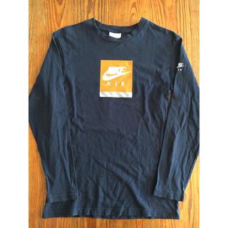 ナイキ(NIKE)のNIKE ロゴ ロングスリーブTシャツ(Tシャツ(長袖/七分))