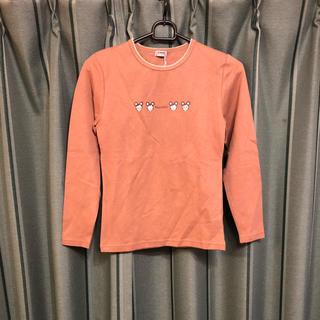 パプ(papp)のPAPP パプ ロングTシャツ(Tシャツ/カットソー)