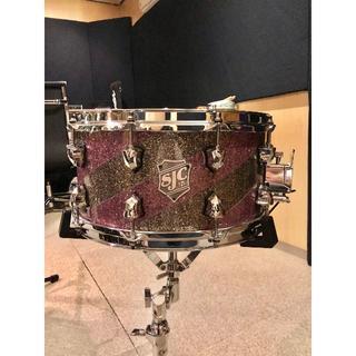 SJC Custom Drum Bar Bar Shop Snare (スネア)