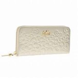 ジュエルナローズ(Jewelna Rose)のハローキティ × ジュエルナローズ コラボ リボン ウォレット 長財布(財布)