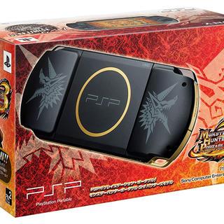 PlayStation Portable - PSP モンスターハンターポータブル 3rd ハンターズモデル