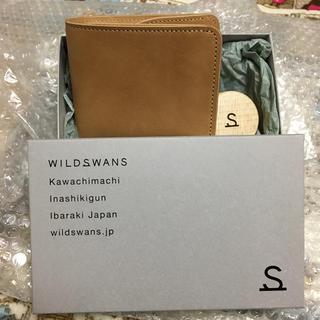 ガンゾ(GANZO)の週末最終値下げ ワイルドスワンズ 20周年記念 グラウンダー(折り財布)