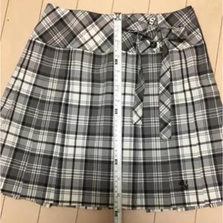 ザスコッチハウス(THE SCOTCH HOUSE)のスコッチハウス チェック プリーツ スカート(スカート)