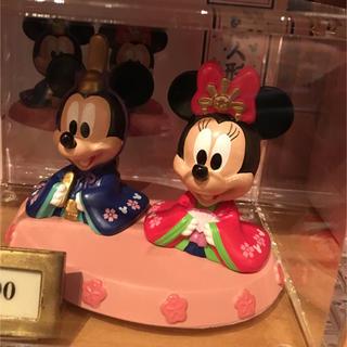 ディズニー(Disney)の雛人形 ミニ ディズニー 2019 ひな祭り(置物)