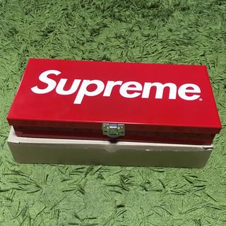 シュプリーム(Supreme)のバンビ999様専用 Supreme metal Tool Box (ケース/ボックス)