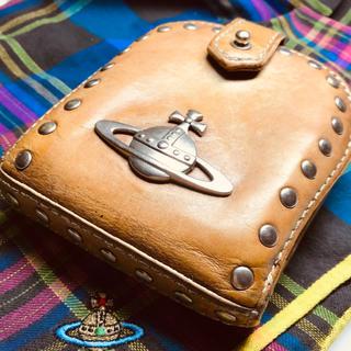 ヴィヴィアンウエストウッド(Vivienne Westwood)のヴィヴィアン バイカー レザー ウォレット(折り財布)