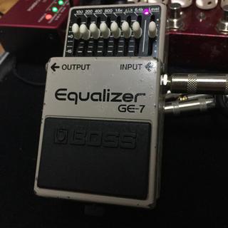 ボス(BOSS)のBOSS GE-7(エフェクター)